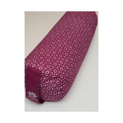 Design Bolster Bordeaux&Roze